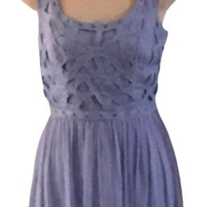 Antonio Melani Lavender Party Prom Dress